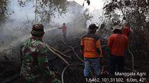 Imbas Karhutla, Kota Dumai di Riau Diselimuti Asap Tipis Pagi Ini