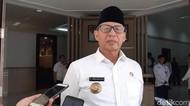 Wahidin Minta Kepala Daerah di Tangerang Raya Surati Kemenkes untuk PSBB