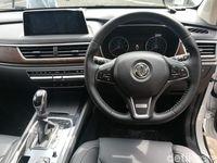 Interior DFSK Glory i-Auto.