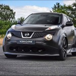 Modif Nissan Juke Ini Mampu Ngebut Setara dengan GT-R
