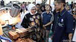 Menaker Cek Balai Latihan Kerja di Bandung