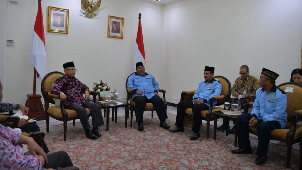 Wapres Maruf: Remaja Harus Jadi Tulang Punggung Masjid
