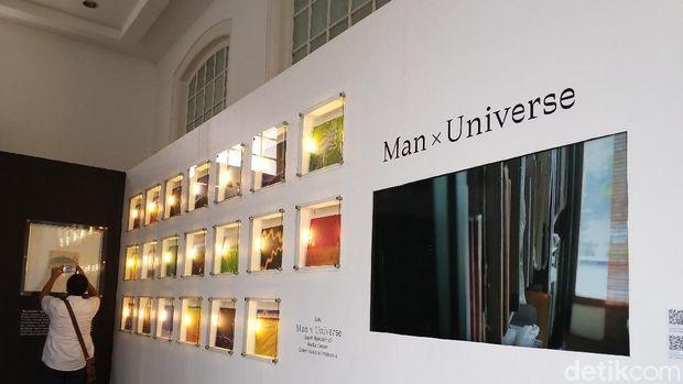 44 Lukisan Maestro Srihadi Soedarsono Mejeng di Pameran 'Man x Universe'