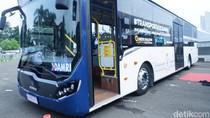 Pemprov Jabar Mulai Uji Coba Bus Scania Trayek Dipatiukur-Jatinangor