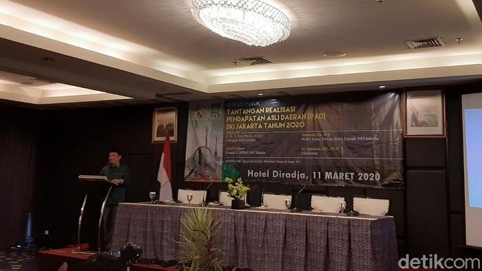 Ketua DPW DKI Jakarta Hasbiallah Ilyas