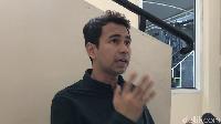 Raffi Ahmad Pikir-pikir Jadi Calon Wakil Walikota Tangsel Temani Putri Maruf Amin