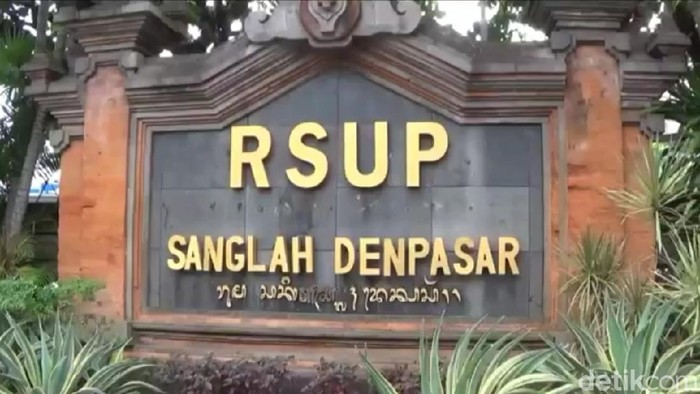 RSUP Sanglah, Denpasar, Bali (Angga Riza/detikcom)