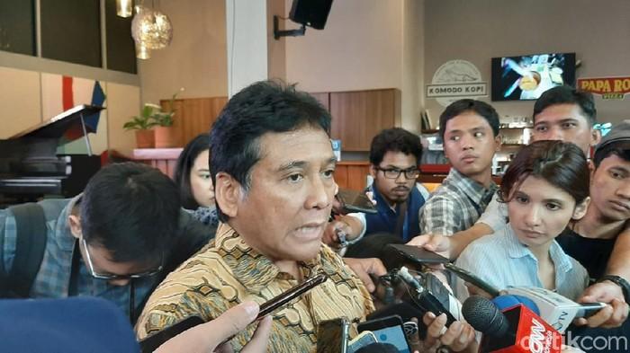 Ketua Umum Perhimpunan Hotel dan Restoran Indonesia (PHRI) Hariyadi Sukamdani