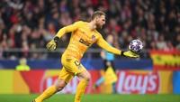 Oblak Tak Kejar Trofi Zamora, Tiket Liga Champions Lebih Penting