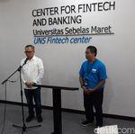 Resmikan Fintech Center UNS, Bos OJK Ingin Solo Mirip Silicon Valley