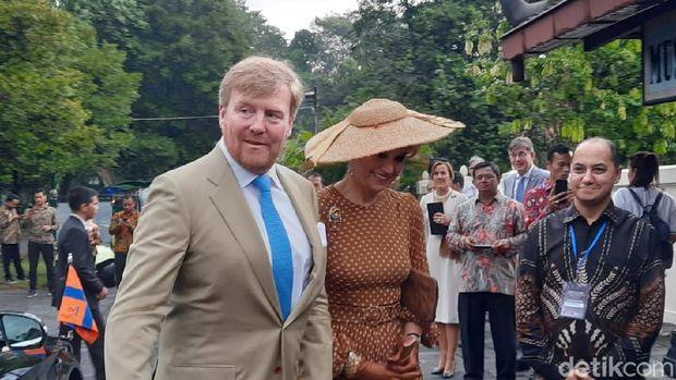 Di Prambanan, Raja dan Ratu Belanda Nonton Pentas Sendratari Ramayana