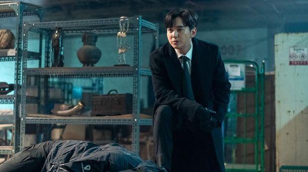 Yoo Seung Ho di drama Korea 'Memorist'