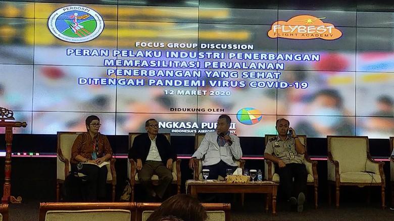 Perhimpunan Dokter Spesialis Kedokteran Penerbangan Indonesia (PERDOSPI)
