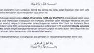 Munas NU di Rembang Ditunda Gegara Corona, Keluarga Mbah Moen Kecewa