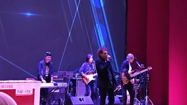 Melly Goeslaw hingga Godbless Terima Penghargaan Musik dari PAPPRI