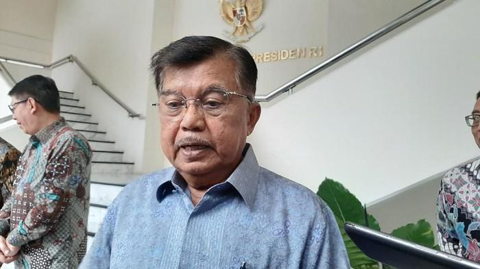 Jusuf Kalla (Foto: Lisye/detikcom)