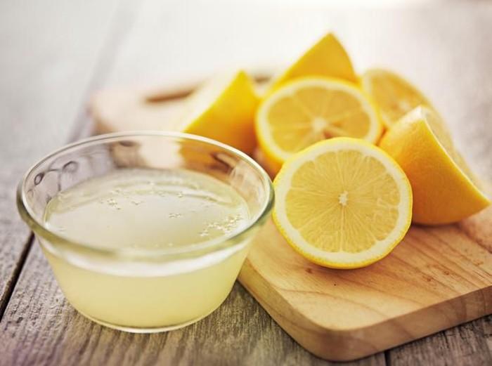 khasiat sehat minum air lemon