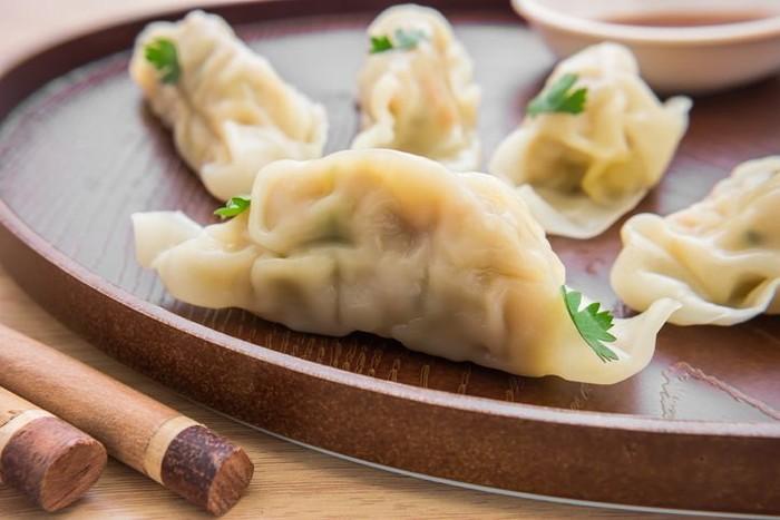 dumpling ayam kukus