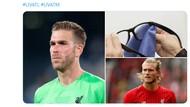 Meme Kocak Adrian Usai Tumbangnya Liverpool di Liga Champions