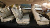 Interior Honda Odyssey Terbaru.