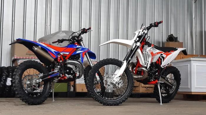 Beta Motor Indonesia meluncurkan dua motor baru
