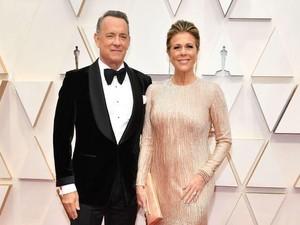 Kena Virus Corona, Istri Tom Hanks Berbagi Playlist Lagu Karantina