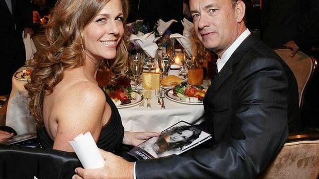 Sebelum Terkena Virus Corona, Ini Momen Kuliner Aktor Tom Hanks