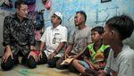 Mensos Kunjungi Keluarga Korban Pembunuhan ABG Slenderman