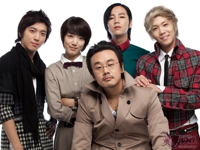 Drama Korea Park Shin Hye