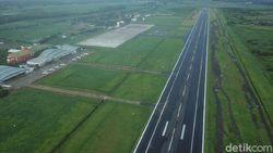 Runway Bandara Banyuwangi Diperpanjang Jadi 2500 Meter, Akhir Maret Rampung