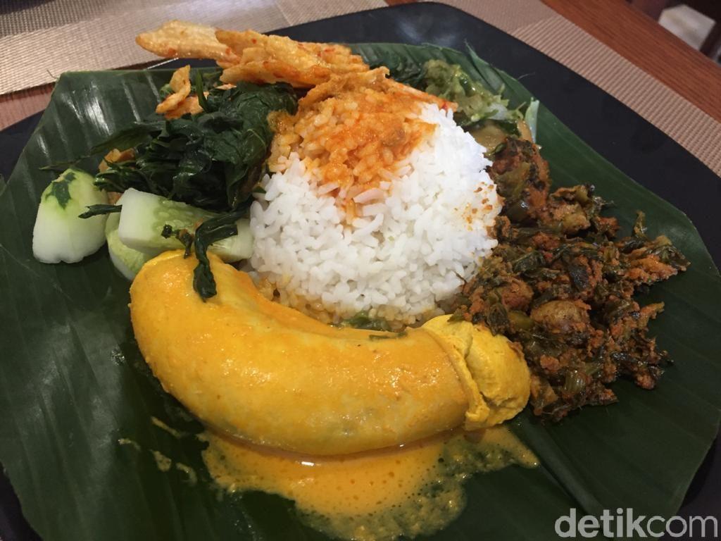 Nasi Kapau Langganan