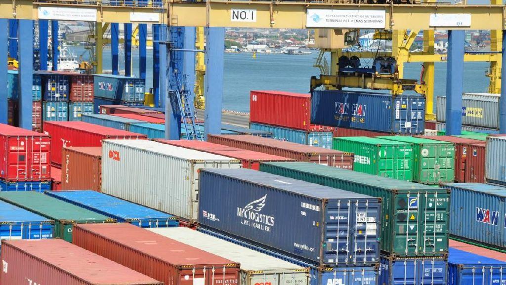 Biaya Logistik RI Termahal di Dunia, Pelindo III-KAI Duet