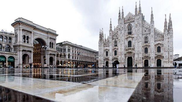 Kiper Milan Rasakan 'Lockdown' di Italia: Seperti di Film