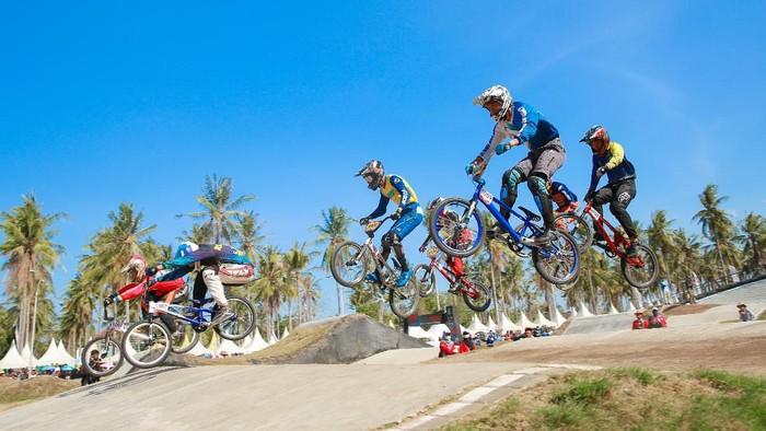 Banyuwangi Tunda Ajang Kompetisi Internasional BMX 20 Negara