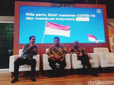 Imbas Corona, Pariwisata Indonesia Rugi Rp 21,8 Triliun