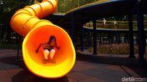 Taman Puring Makin Eksis Pascarevitalisasi