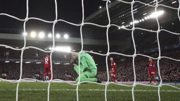 Level Liverpool Sebatas Tim Lokal