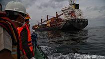Cegah Corona, Kapal Asing Diperiksa Sebelum Masuk Tanjung Priok