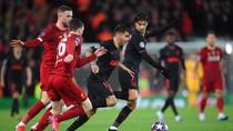 Laga Liverpool Vs Atletico Picu Teror Corona di Inggris?