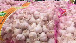 Turunkan Harga, RI Impor Bawang Putih hingga Gula