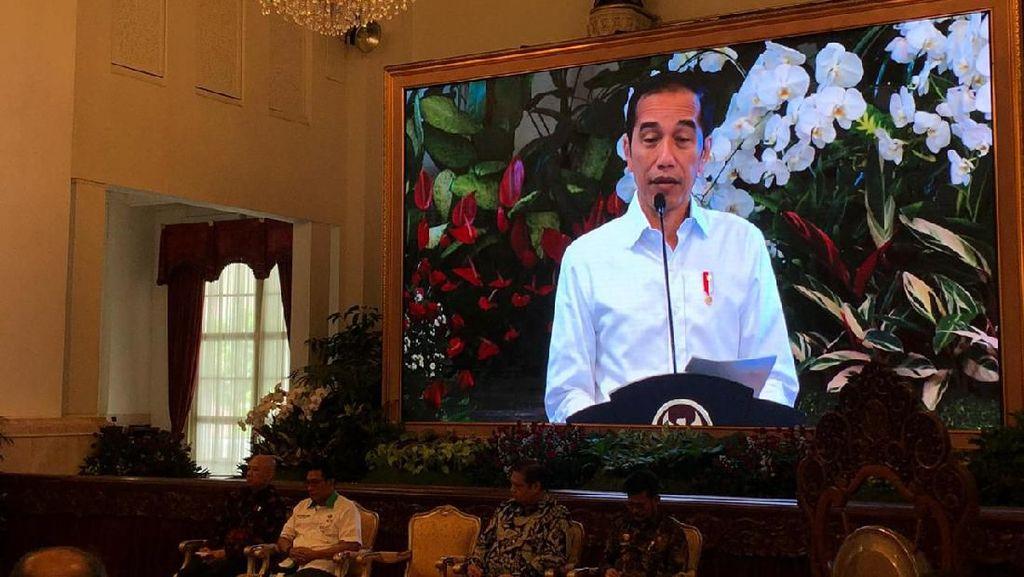 Duh... Jokowi Sebut Rekonstruksi Pascagempa Lombok Mandek