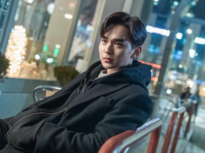 Yoo Seung Ho di drama Korea Memorist