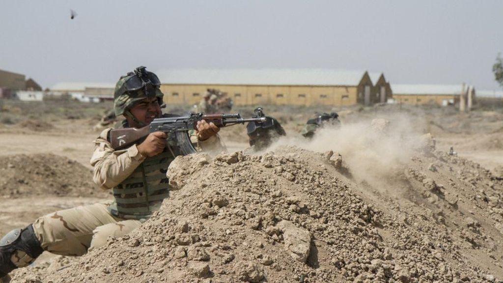 3 Anak dan 2 Wanita Irak Tewas Akibat Serangan Roket, Targetnya Pasukan AS