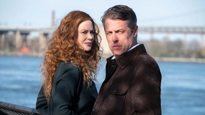 The Undoing cast Nicole Kidman and Hugh Grant