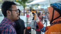 Melihat Pencegahan Virus Corona di Bandara Soekarno-Hatta
