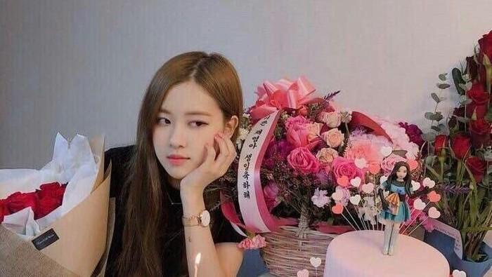dukungan untuk idol korea berupa makanan