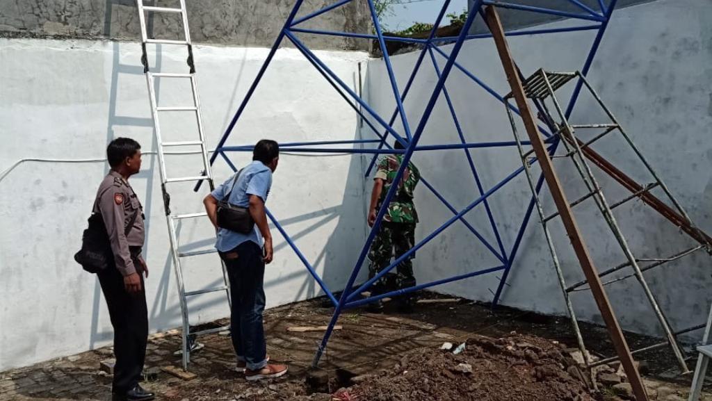 Pembuat Tandon Air di Pasuruan Tewas Tersengat Listrik, 4 Lainnya Luka