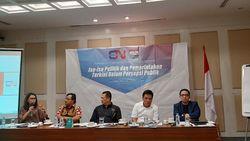 Survei Cyrus Network: Prabowo Capres Terkuat 2024