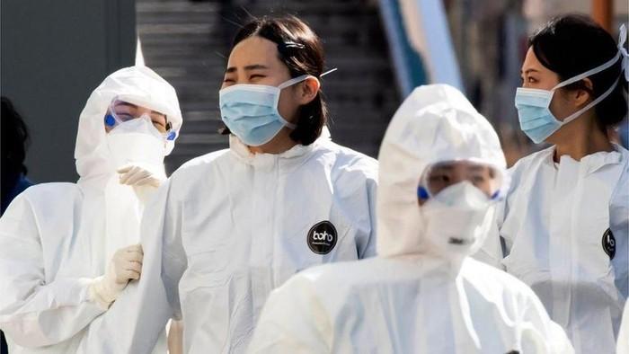 Virus corona: Penanganan Covid-19 ala Korea Selatan layak jadi panutan?