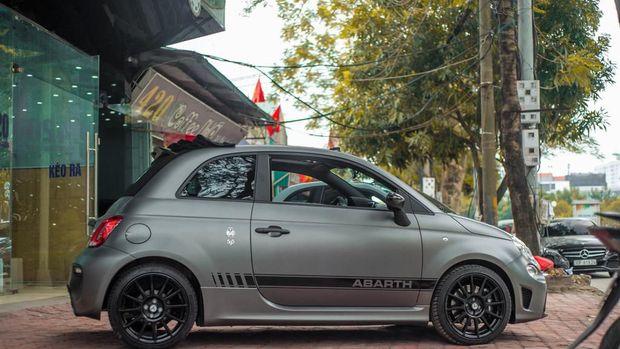 Fiat 500 Abarth 595 Esseesse